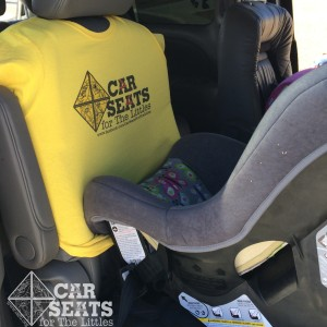Advertise your favorite cause and protect your seats all at the same time